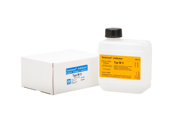 Testomat® indicator M3