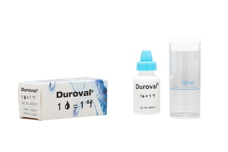 DUROVAL® 1 Tr. = 1 °f Testbesteck