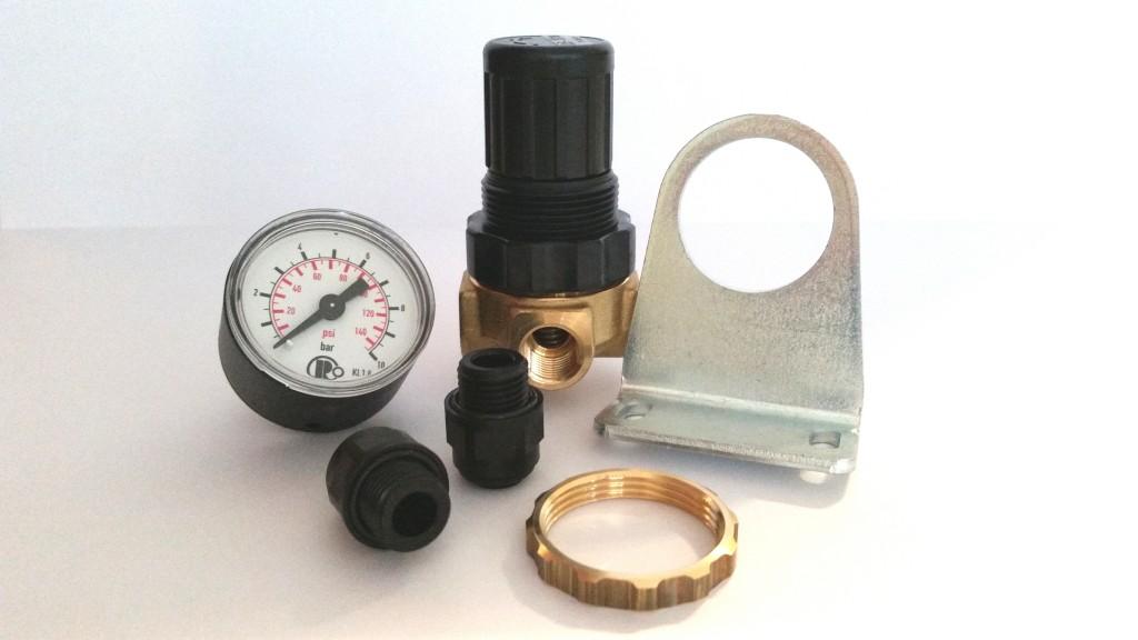 Druckregler-Bausatz