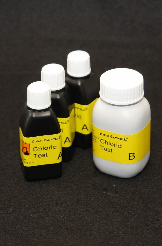 Chlorid-Reagenzien Testoval
