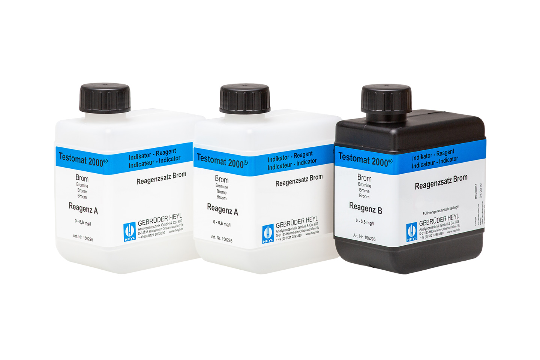 Testomat 2000 Bromine reagent set