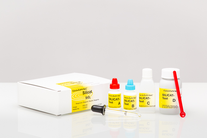 Refill pack: Reagents for TESTOVAL® SILICATE DISSOLVED
