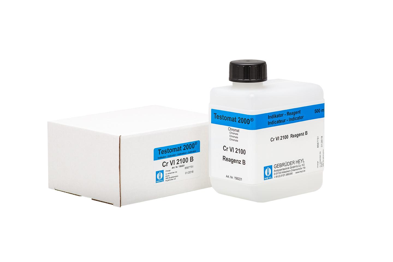 Testomat 2000®-Reagents CrVI 2100B