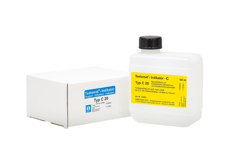 Testomat Indikator C20