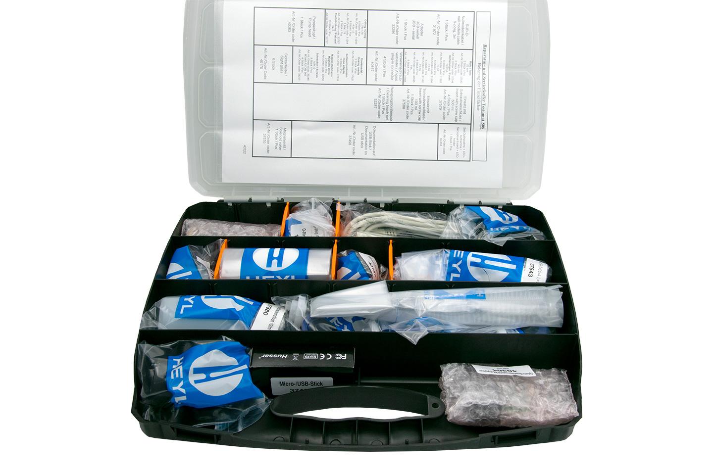 Reparatur- und Servicekoffer Testomat 808 SiO2