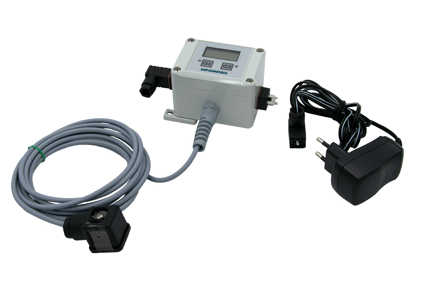 N-LFW, conductivity measuring instrument with 3m hardwired connection cable