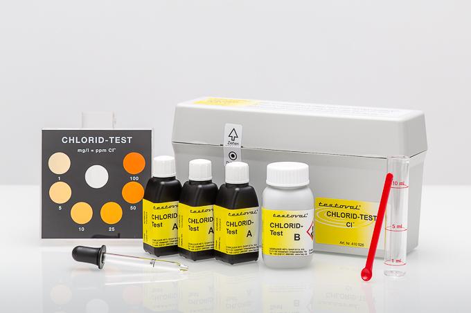 Testoval® Chloride kit