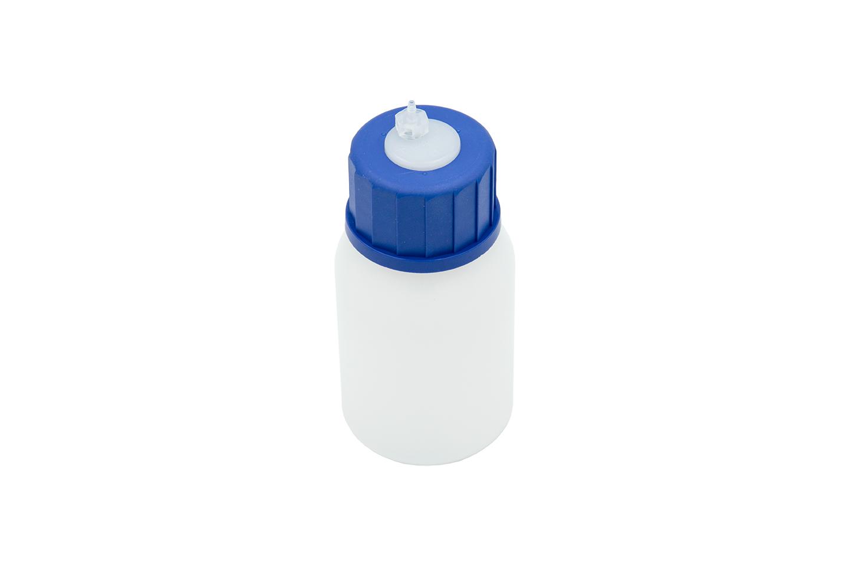 Einsatz mit Schraubverschluss und Saugrohr Schlaucholive 2,4mm für 100 ml-Flasche