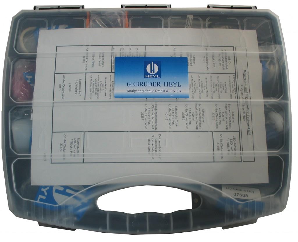 Reparatur- und Servicekoffer Testomat® 808