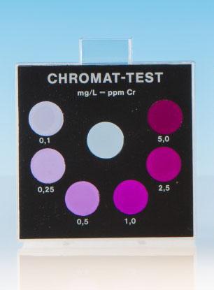 Chromat - Farbvergleichsgerät Testoval