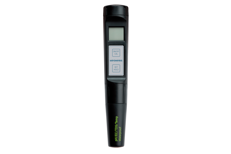 Basic pH/conductivity/TDS/temp. pocket tester