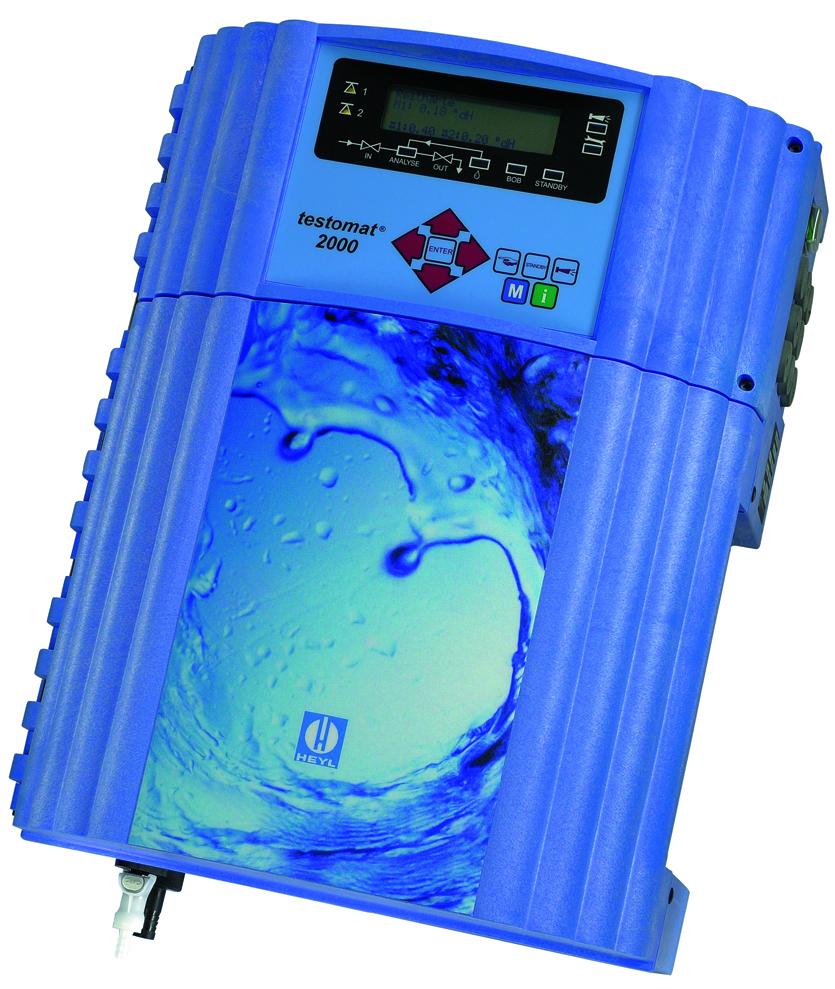 Testomat 2000® CLT self clean