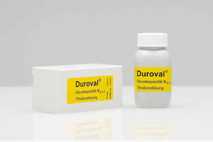 Duroval KS 4,3 Titrationslösung