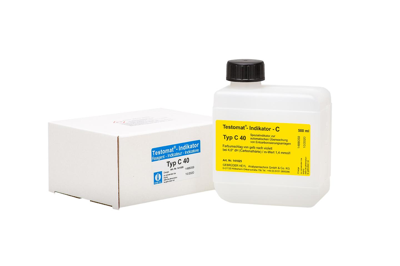 Testomat Indikator C40