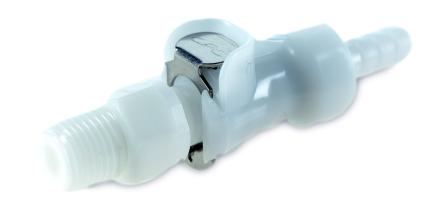 Umrüstsatz für Wasserzulauf Testomat