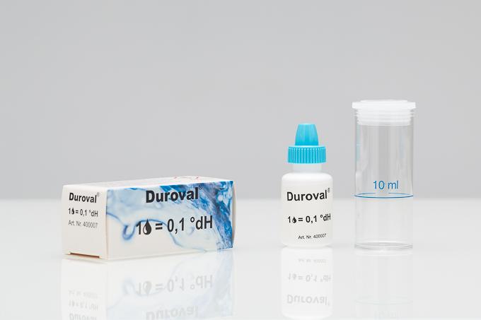 DUROVAL® 1 Tr. = 0,1 °dH