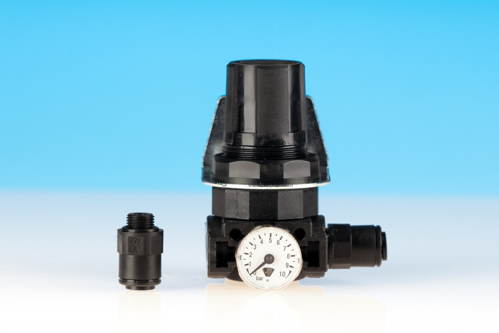 Druckregler kpl. für Testomat® 808 / Testomat 2000® / Testomat ECO®