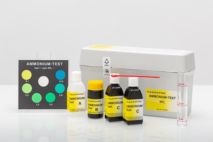 Testoval® Ammonium kit