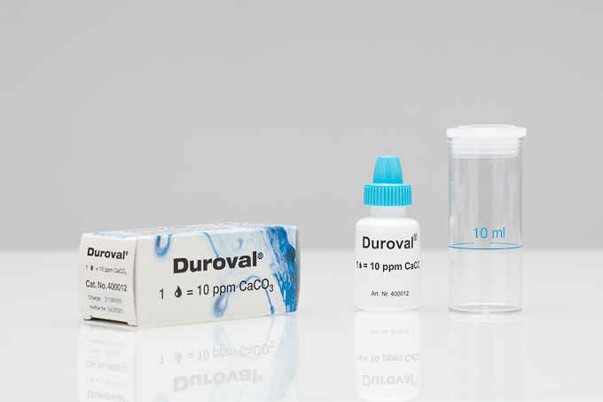 DUROVAL® 1 Tr. = 10 ppm CaCO3