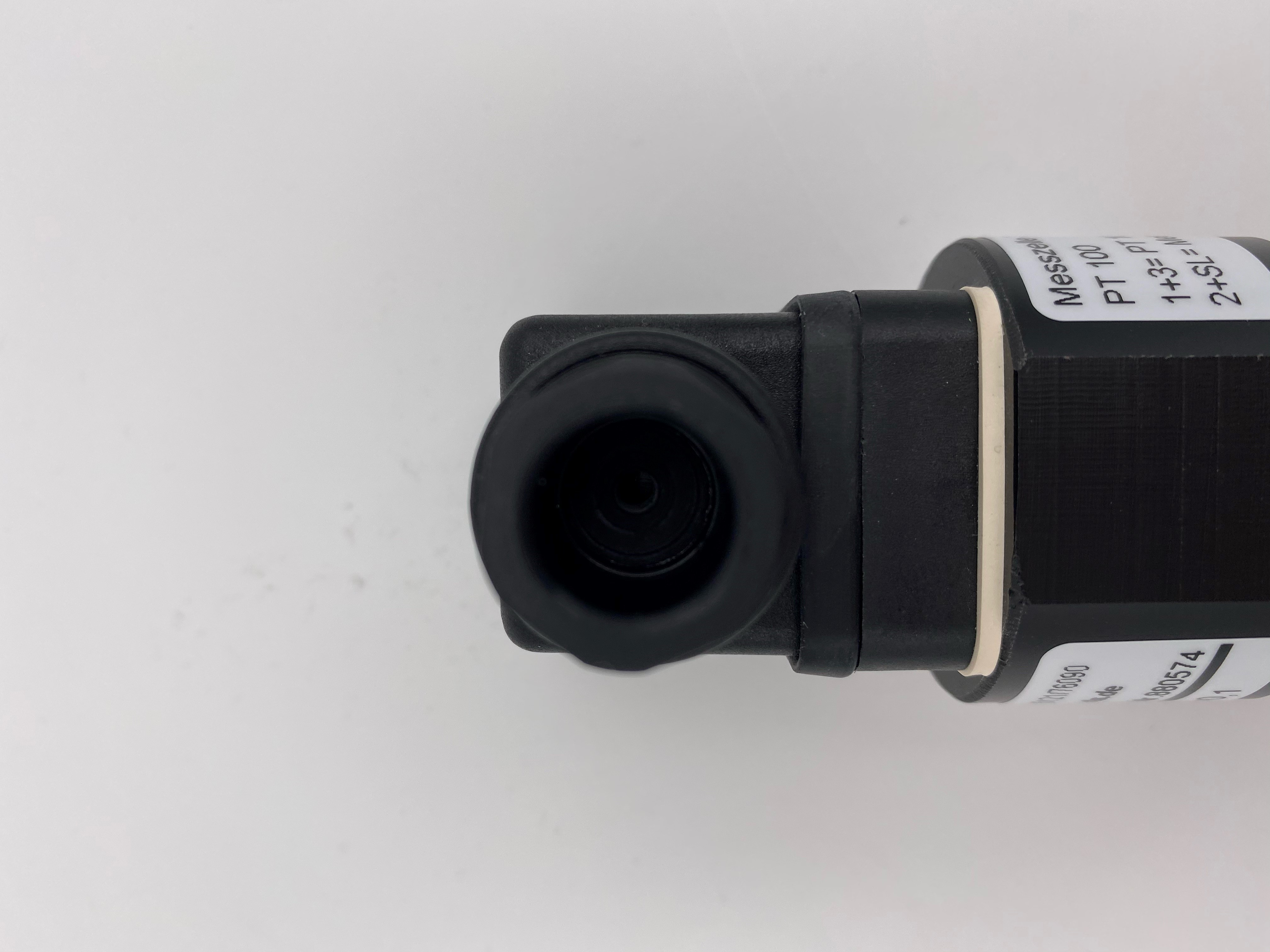 N-LF3401 conductivity measuring cell with PT100, screw-in cell and solenoid valve connector