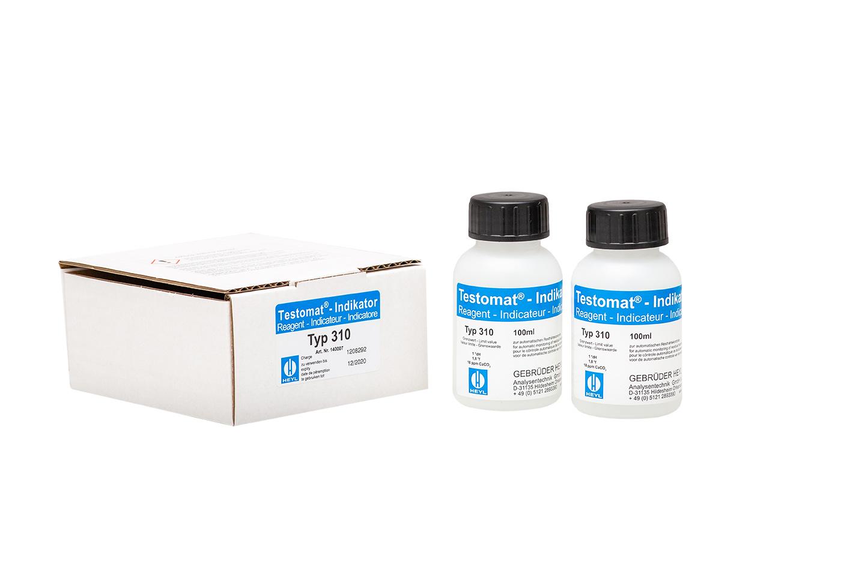 Testomat® 808 indicator 310