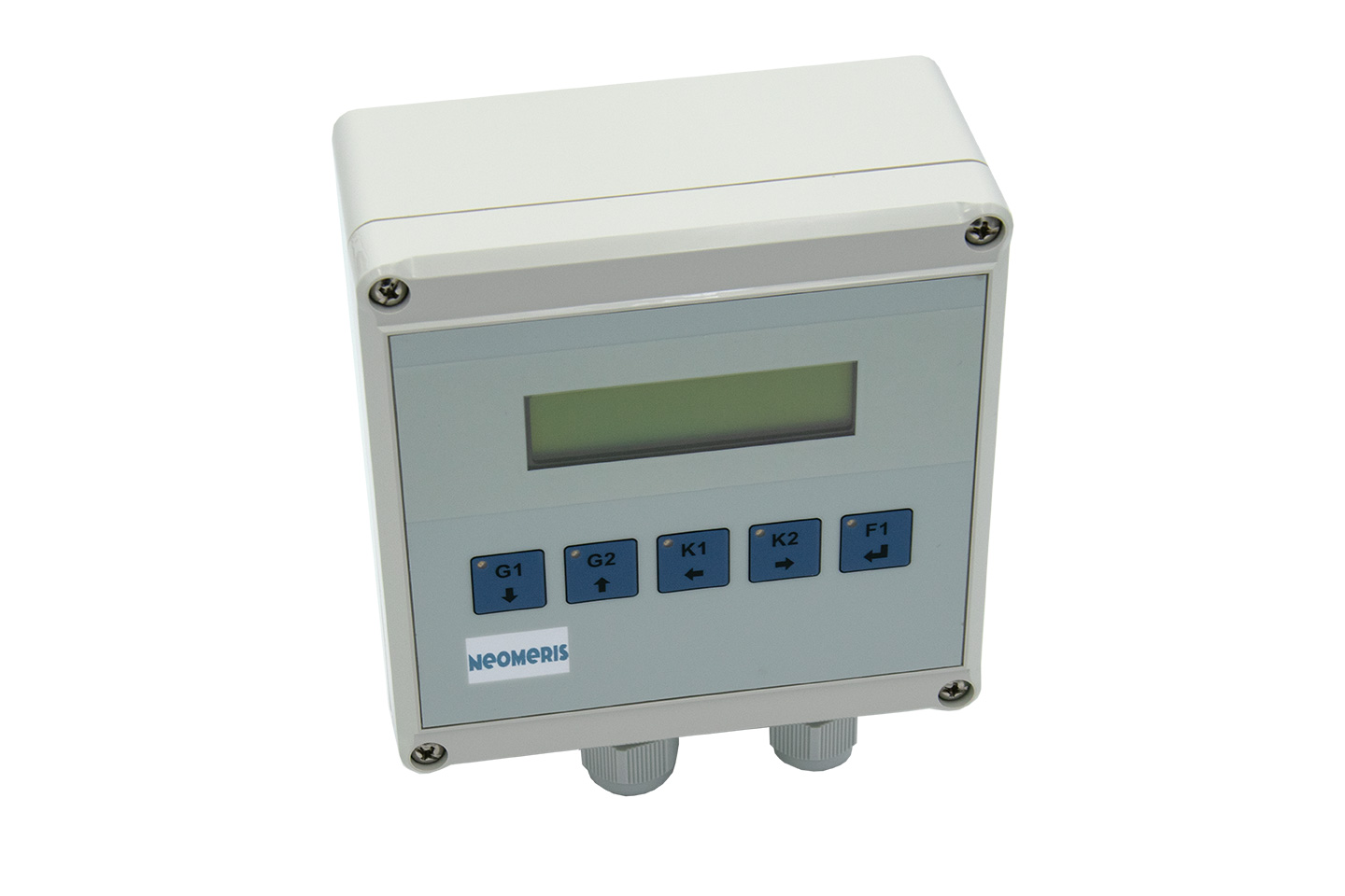 N-LF2000, conductivity measuring instrument 0-20/200/2000μS/cm in wall mounted housing