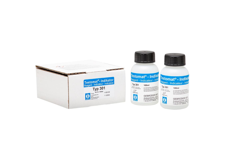Testomat® 808 indicator 301