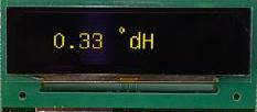 Testomat® LAB OLED Displaymodul zur Messwertanzeige