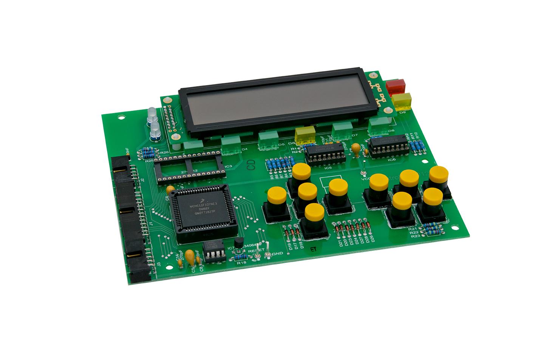 Control PCB T2000, complete