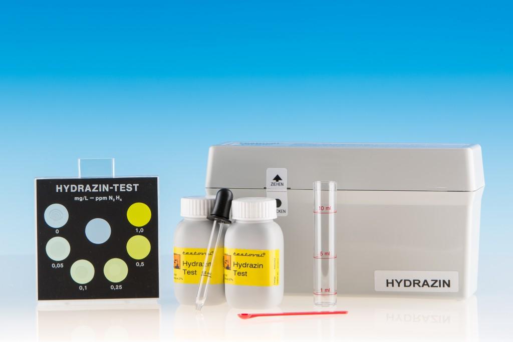 Testoval Hydrazin Testbesteck