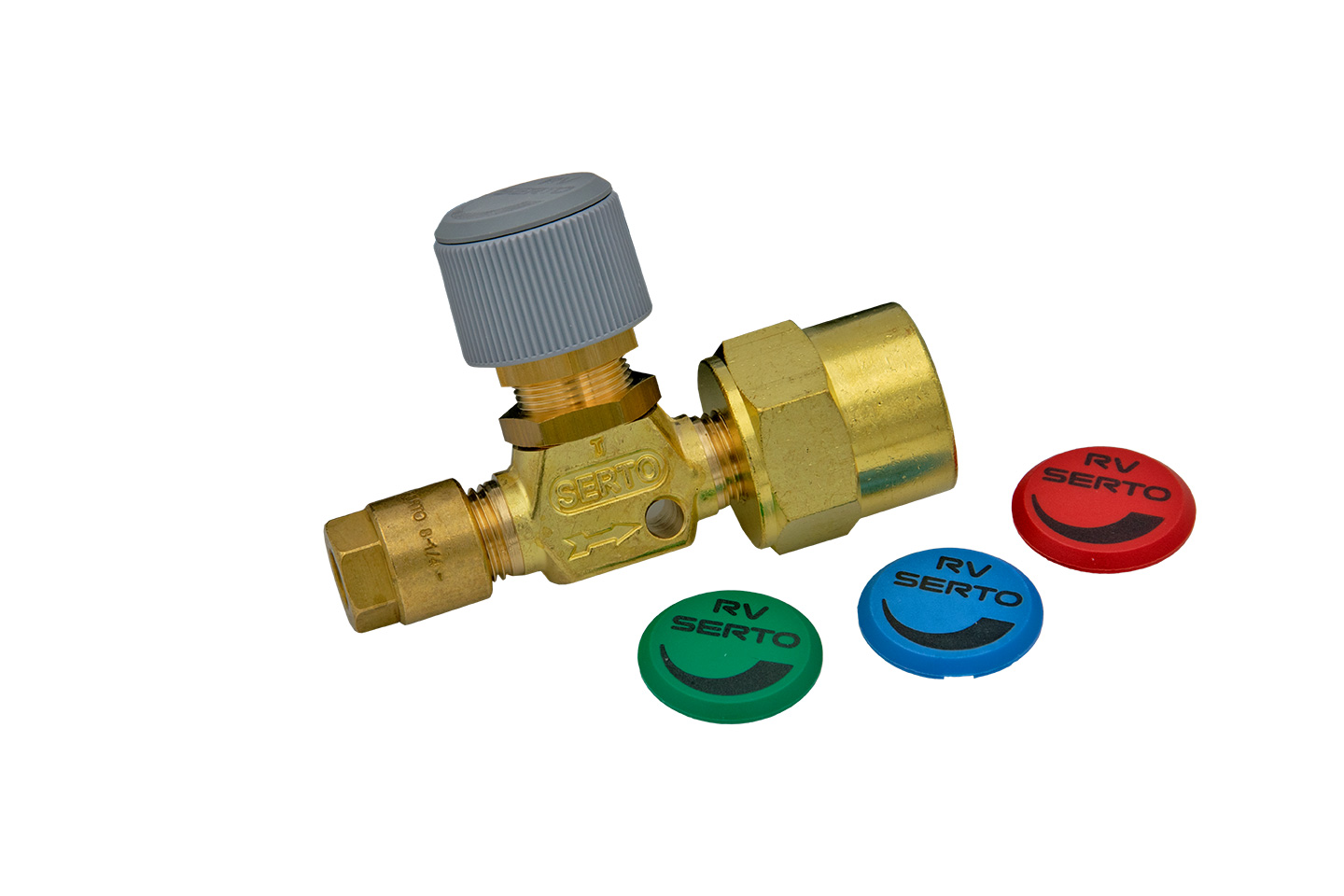 Cold-water valve 1/2 inch