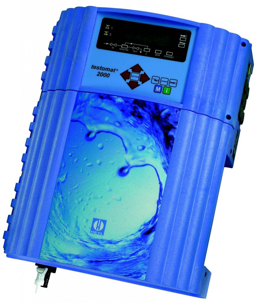 Testomat 2000® CrVI (Hoher Messbereich)