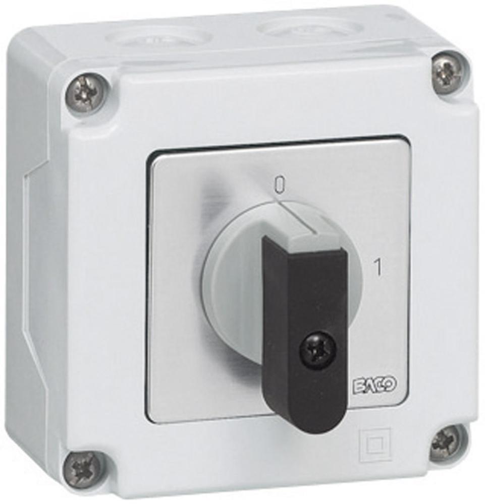 Nockenschalter für Testomat® 808 / EVO TH, 2 polig, 2 Kontakte, IP65