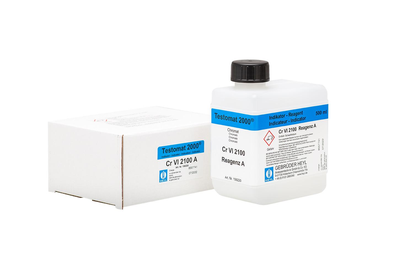 Testomat 2000 Reagenz CrVI 2100 A