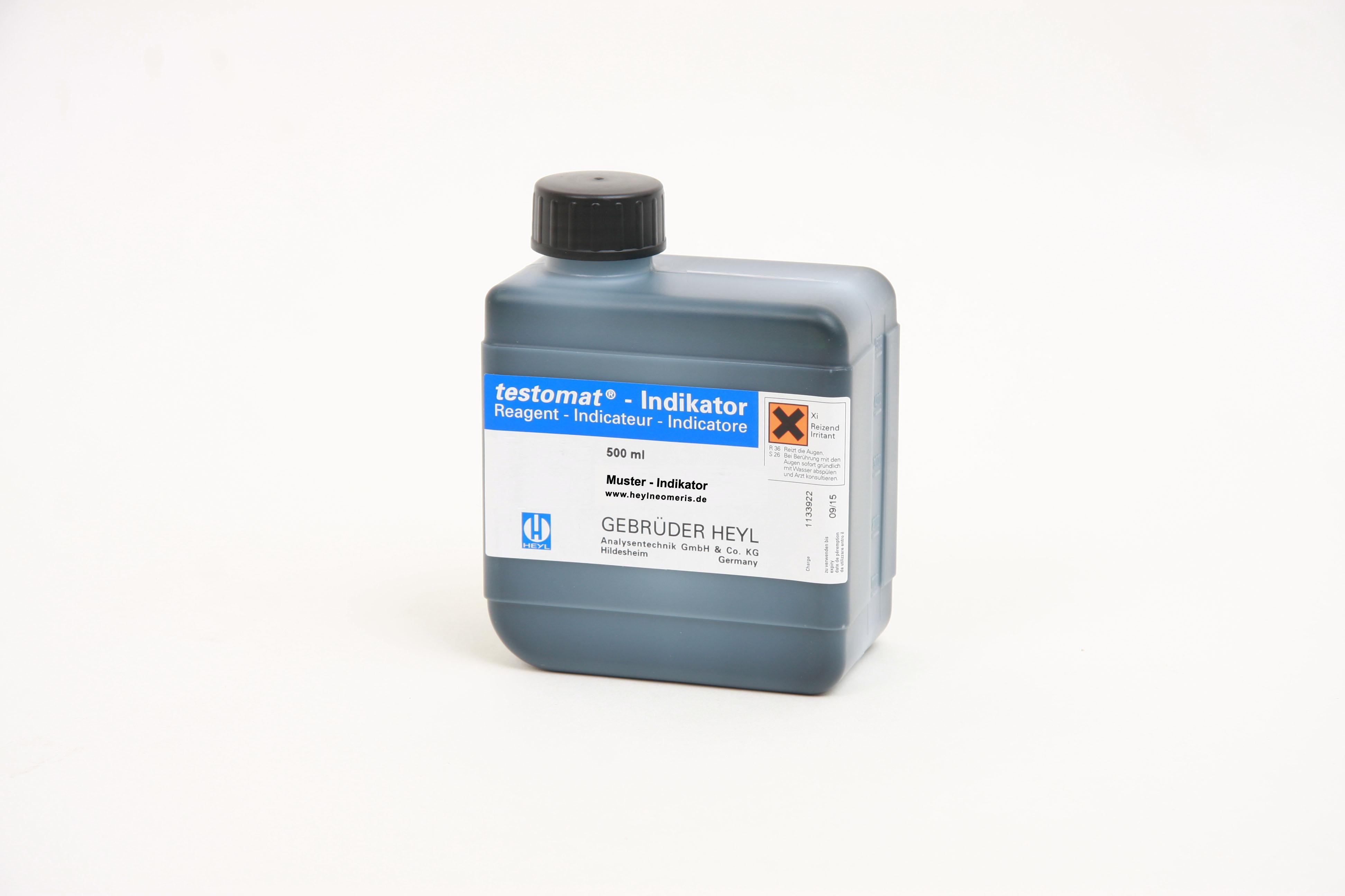 Testomat Indikator C10