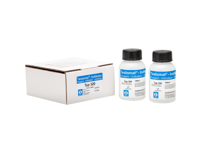 Testomat® 808 indicator 320