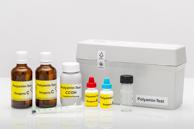 CCOH Polyamine-Testbesteck