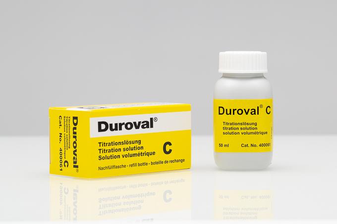 DUROVAL® C Titrationslösung Nachfüllpackung