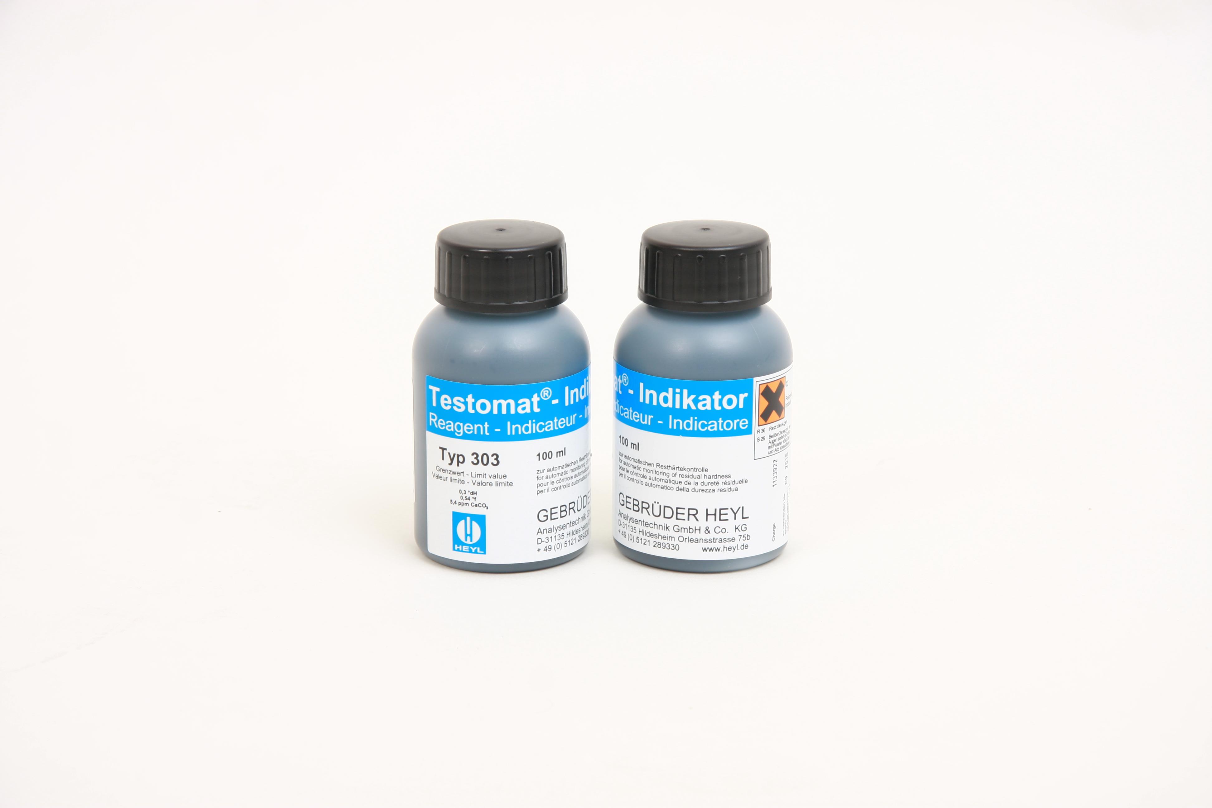 Testomat 808 SIO2 Reagenzsatz A+B